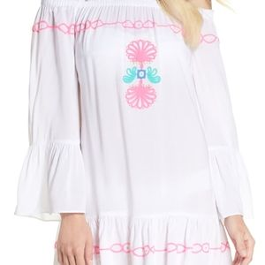 Lilly Pulitzer Nemi cover up size S